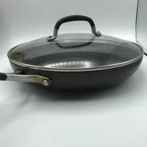 Simply Calphalon 10 in Nonstick Frying Pan